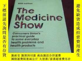 二手書博民逛書店The罕見Medicine Show, Fifth edition 醫學展,第五版Y20470 見圖 見圖