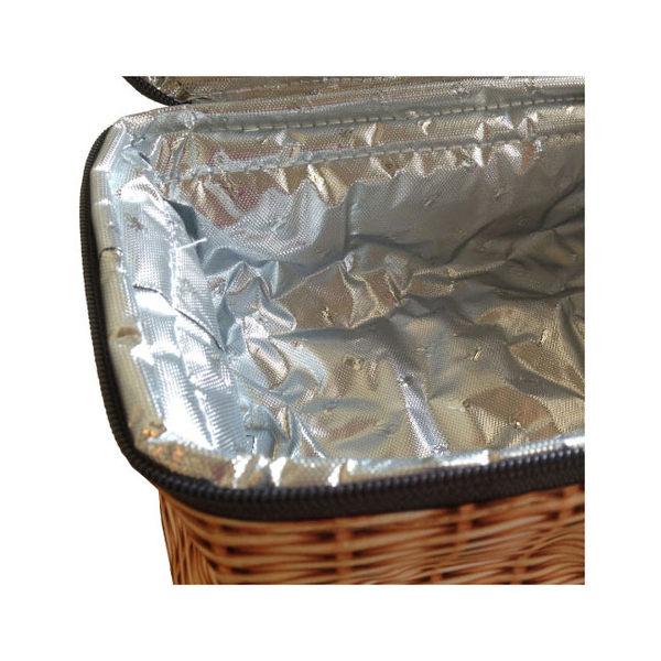 里和家居 l 日本SPICE Vacances 野餐保溫保冷袋(S) 保溫袋 手提方型包