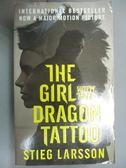 【書寶二手書T1/原文小說_IPX】GIRL WITH THE DRAGON_Stieg Larsson