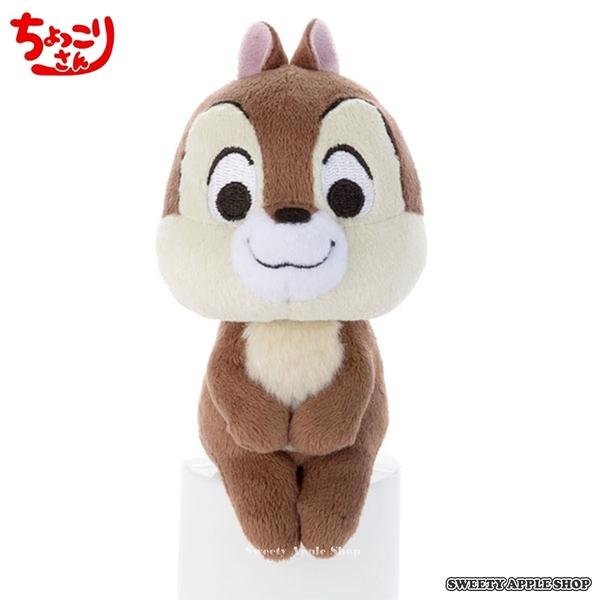 日本人氣話題!日本限定 chokkorisan 迪士尼 奇奇蒂蒂『奇奇』 趣味 寫真 小玩偶娃娃