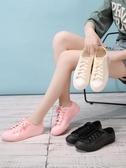 雨靴下雨天穿的水鞋女士款式雨鞋可愛成人雨靴短筒水靴時尚套鞋膠鞋子 麗人印象 全館免運