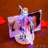 照片風車相框擺臺相冊結婚紀念擺件