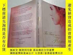 二手書博民逛書店The罕見fever and the flame:發燒和火焰Y200392