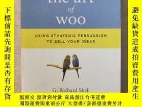 二手書博民逛書店the罕見art of WOO(書名頁有簽名)Y24355 G.