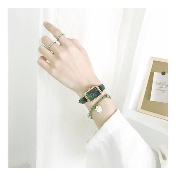 手錶 北歐法國輕奢小眾品牌女簡約氣質時尚學生小清新小巧鄭爽同款手表 歐歐