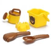 全館83折兒童挖沙灘玩具鏟子和桶套裝男寶寶戲水小號玩沙決明子工具小孩子