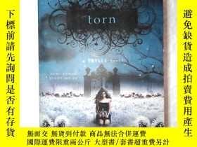 二手書博民逛書店Torn罕見英文英語原版Y238497 ISBN:9781250