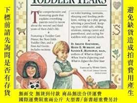 二手書博民逛書店What罕見to Expect The Toddler Year