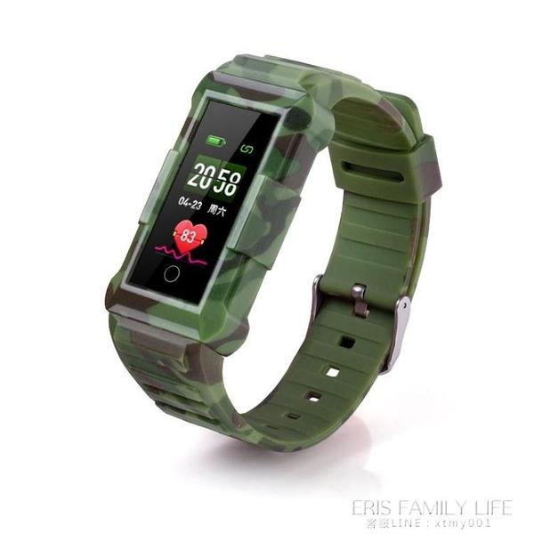 大顯DX800運動計步防水IP68智慧手環手錶戶外學生青年老人 全館鉅惠
