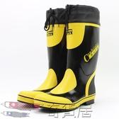 雨鞋男款春夏防水高筒橡膠套鞋膠鞋膠靴防滑釣魚鞋長筒水鞋時尚