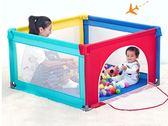 寶寶游戲圍欄嬰兒爬行墊學步柵欄室內家用