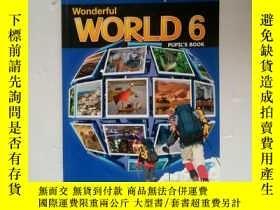 二手書博民逛書店Wonderful罕見WORLD 6 Y254853 Wonderful Wonderfu