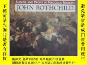 二手書博民逛書店【精裝英文原版】the罕見Bear Book:Survive and Profit in Ferocious Ma