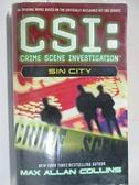 【書寶二手書T2/原文小說_A95】CSI:Sin City_Max Allan Collins