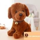 小寵物可愛毛絨小號玩偶寵物玩具狗公仔玩偶寵物小狗狗【小獅子】