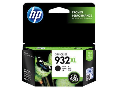 [奇奇文具]【HP 墨水匣】HP CN053AA/NO.932XL 原廠黑色墨水匣