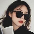 ins墨鏡女韓版GM圓臉太陽鏡小臉蹦迪大臉顯瘦眼鏡網紅2《蓓娜衣都》