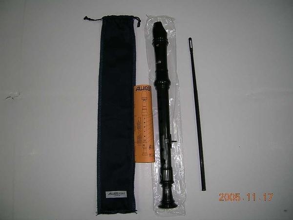 【樂器館】AULOS 高音直笛 303A 英式 日本製(全新產品)