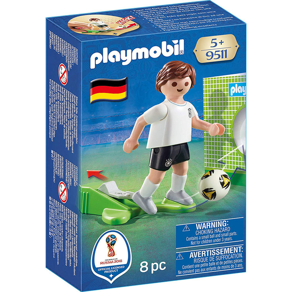 特價 playmobil 世界盃足球 德國_PM09511