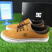 【iSport愛運動】DC TEASE TX SP 滑板鞋 公司正品 300123BRW 男款 卡其棕