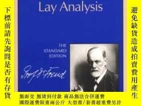 二手書博民逛書店Question罕見Of Lay AnalysisY364682 Freud, Sigmund W W Nor