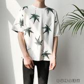 好康618 短袖t恤男式韓版潮流學生男短袖