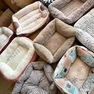 狗窩貓窩 微瑕疵特价狗窝猫窝秋冬保暖加厚宠物软垫子软窝猫睡袋 一木一家