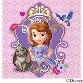 迪士尼 蘇菲亞公主餐巾紙 16枚
