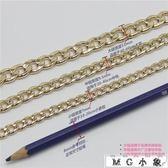 MG 鍊條-女包配件包包鍊子金色鍊條