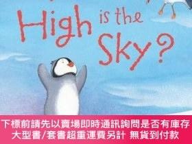 二手書博民逛書店How罕見High Is The Sky?Y454646 Anna、Serena Riglietti 著 U