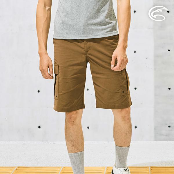 ADISI 男SUPPLEX彈性吸排短褲AP2111155 (M-2XL) / 防曬 吸濕 速乾 輕薄 休閒褲