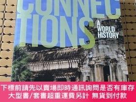 二手書博民逛書店Connections:罕見A World History, Combined Volume (3rd Editi