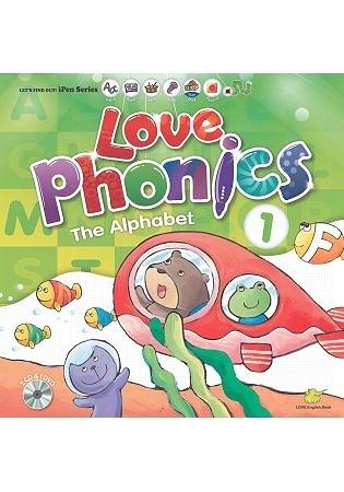 LOVE Phonics 1 The Alphabet