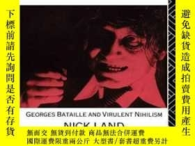 二手書博民逛書店The罕見Thirst For AnnihilationY256260 Nick Land Routledge