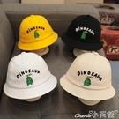 男童帽嬰兒帽子春秋款薄款幼兒童漁夫帽純棉春季男童寶寶潮夏季遮陽防曬