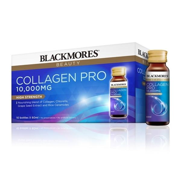 BLACKMORES 澳佳寶 膠原蛋白飲(60ml*10瓶/盒) 元氣健康館