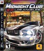 PS3 Midnight Club: Los Angeles 灣岸4:洛杉磯(美版代購)