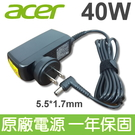 ACER 宏碁 40W 扭頭 .  變壓器 AO D260 D270 P531 ZA3 ZG5 ZG8 ZH5 ZH7