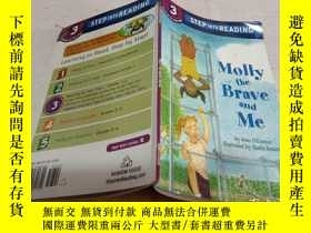 二手書博民逛書店Molly罕見the Brave and Me《勇敢的莫莉和我》Y200392