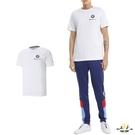 Puma BMW 男 白色 短袖 運動上衣 T桖 賽車聯名款 圓領T 運動 休閒 棉質上衣 59953502