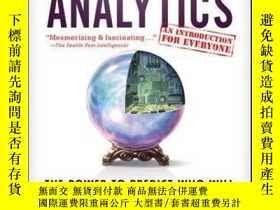 二手書博民逛書店Predictive罕見Analytics: The Power to Predict Who Will Clic