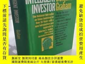 二手書博民逛書店聰明的投資者罕見The Intelligent Investor 【精裝】Y11617 Benjamin Gr