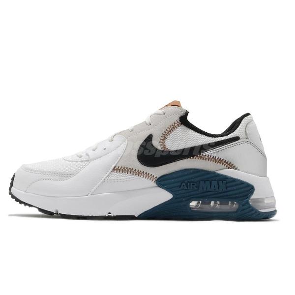 【六折特賣】Nike 休閒鞋 Air Max Excee 白 灰 男鞋 氣墊 運動鞋 【ACS】 CD4165-107