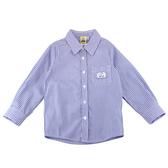 【愛的世界】純棉賽艇薄長袖襯衫/4~6歲-台灣製- ★春夏上著 涼夏推薦