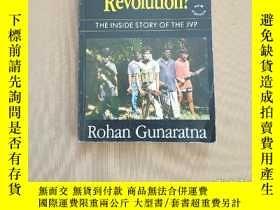 二手書博民逛書店Sri罕見Lanka:A Lost Revolution?The