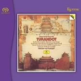 【停看聽音響唱片】【SACD】賈科莫 · 普契尼 : 杜蘭朶 樂團:維也納交響樂團 指揮:卡拉揚