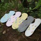 襪子   彩色小襪子圖案女隱形短 隱形襪 短襪 螢光色船型襪 男女襪  【FSW063】-收納女王