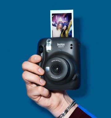 (免運費 ) 富士 FUJIFILM instax mini 11 拍立得 相機 平行輸入 一年保固