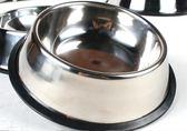 喂狗的食盆狗狗吃飯的狗碗阿拉斯加狗盆不銹鋼大型犬狗糧碗防打翻 春生雜貨
