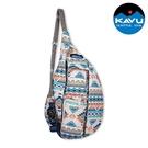 【KAVU】休閒肩背包 Mini Rope Sling 9191 地平線領域 / 城市綠洲 (單肩包 斜背包 收納包 美國品牌)